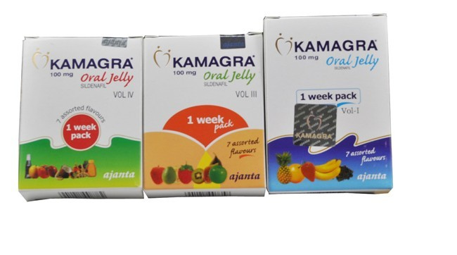 Hot Selling Kamagra Oral Jelly Sex Products