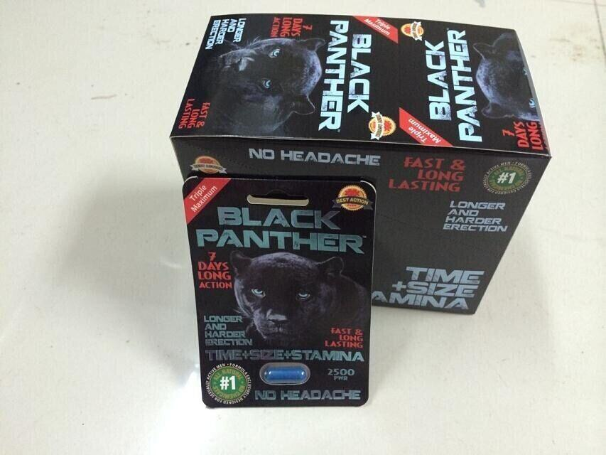 Black panther male enhancement ingredients 2014