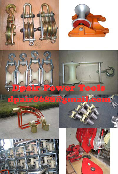 Cable guides,Cable rollers,Corner roller,Hoop Roller,Straight line bridge roller