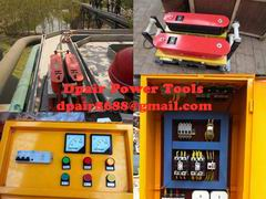 low price Cable laying machines, new type Cable Pushers