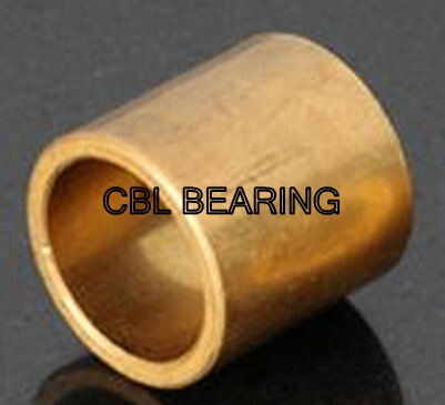 ZHEJIANG JIA SHAN CBL-FU Powder Metallurgy Oil-retaining Bearing directly deal