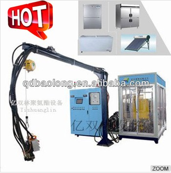 CYCLOPENTANE High Pressure Foaming Machine