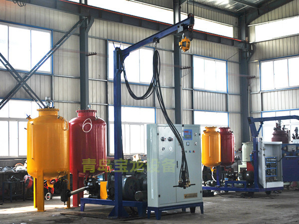 Large flow Foaming Machine