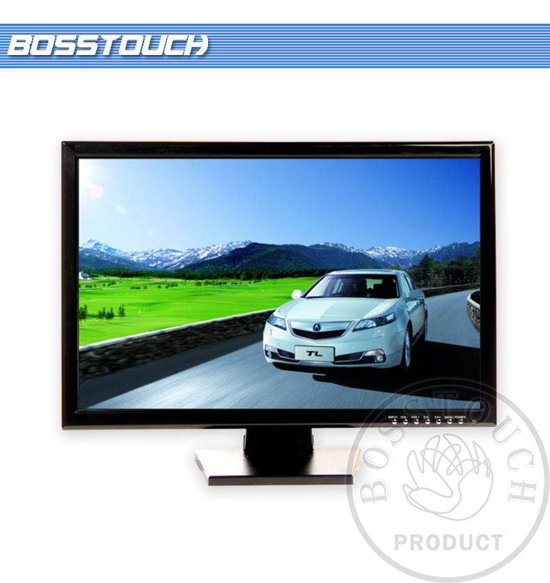 22 inch lcd monitor touoch screen monitr
