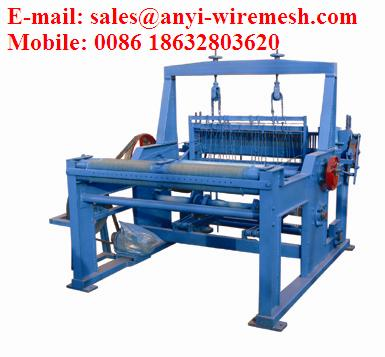 Sell Automatic, Semi-automatic and Hydraulic Crimped Wire Mesh Machine