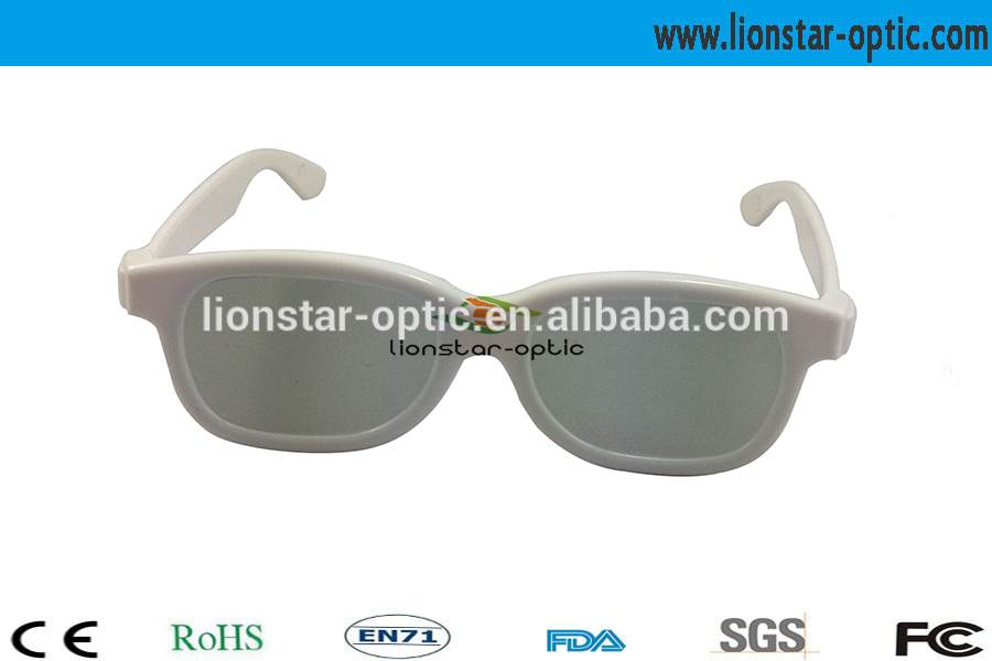 Cheap circular polarized 3d glasses for sale