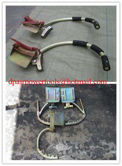 Safety Pole climbing& Pole climber,Concrete Pole climbing machine