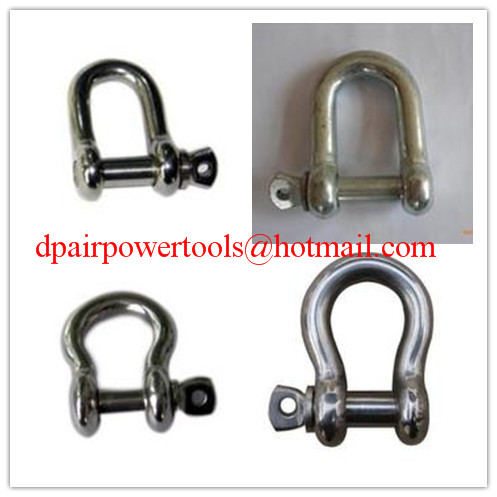 Stainless steel shackle&Roller Shackle,D-Shackle shackle