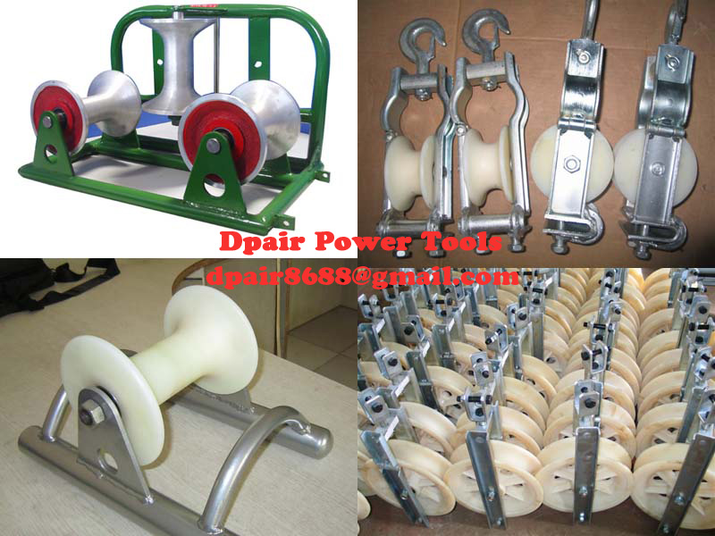 China Cable rollers,best factory Cable Guides,Rollers -Cable