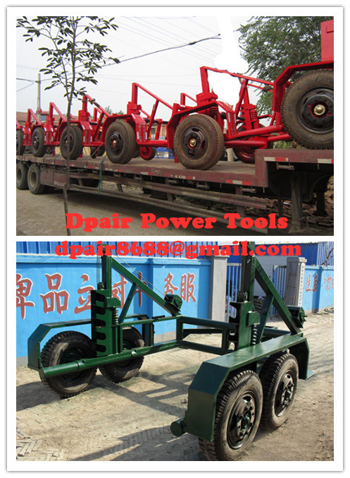 manufacture cable-drum trailers,CABLE DRUM TRAILER, Price