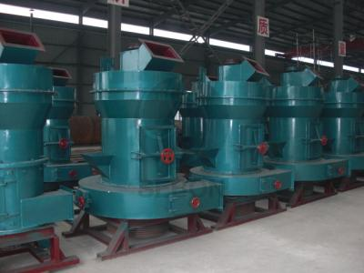 High Quality 3R Fine Raymond Mill