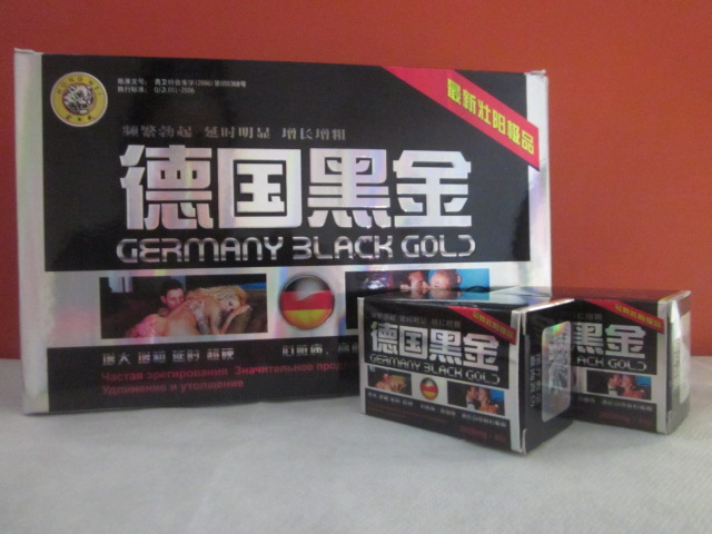Germany Black Gold Time Delay Sex Medicines Wholesale