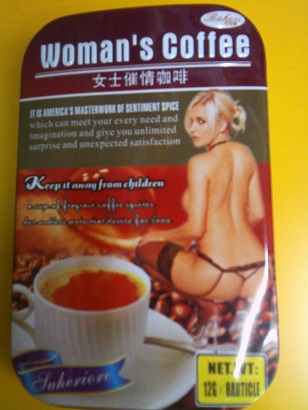 Women\'s Coffee Female Enhancement Sex Products