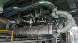 Melt Blown Nonwoven Machine