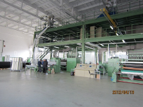 PP Nonwoven Fabric Machine