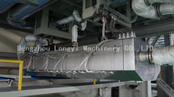 SMS Fabric Making Machine