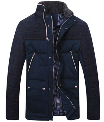 Padded coat and jacket (winter clothes)