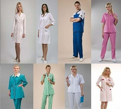 Medical uniform and gown
