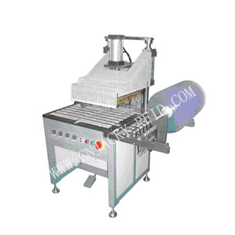 CNJ-AMS400 Semi-automatic magnetic strip applicator