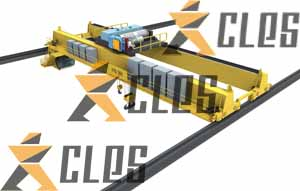 CWD Series Low Headroom Double Girder Overhead Crane