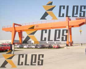 CW(M)G Series Double Girder Gantry Crane