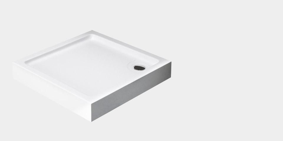 135mm Shower Tray