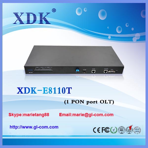 Hot Selling EPON OLT Fiber Optic Equipment