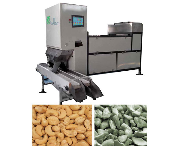 Nuts CCD Color Sorter Machine