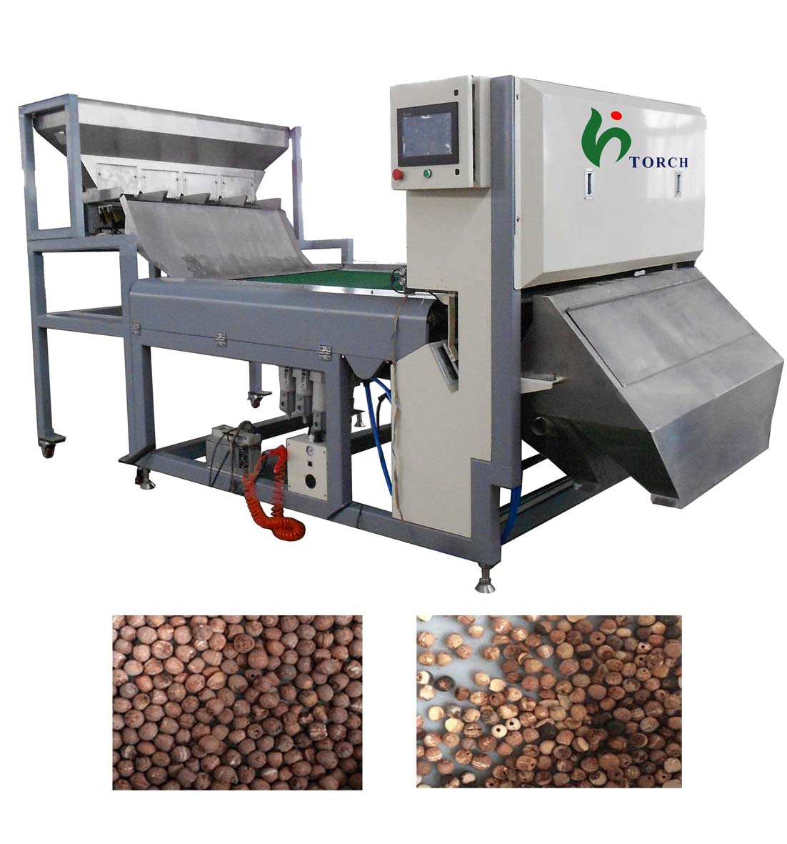 Chili CCD Color Sorter Machine