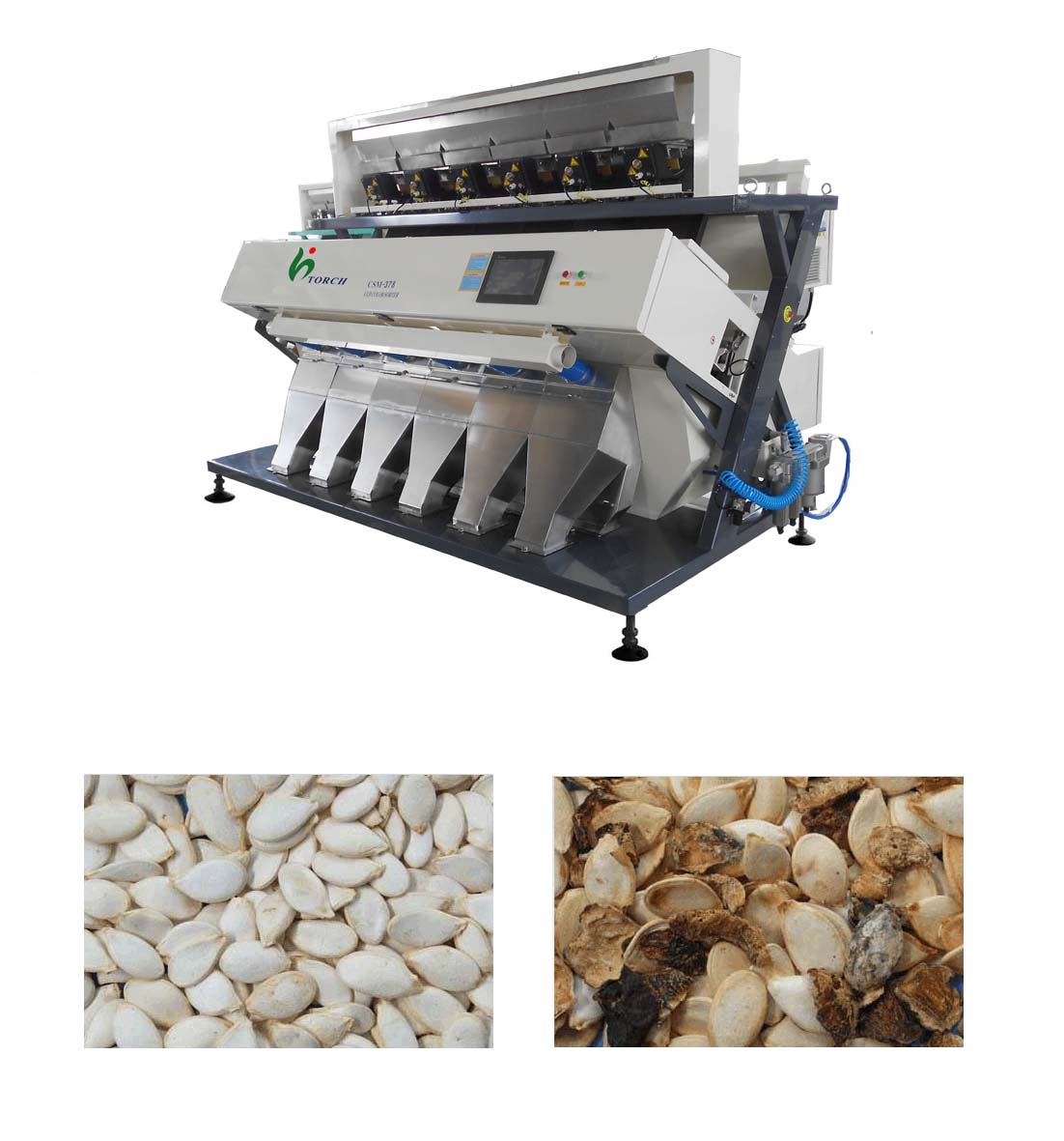 Seeds CCD Color Sorter Machine