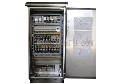 Control Cabinet Used For Transformer Fan