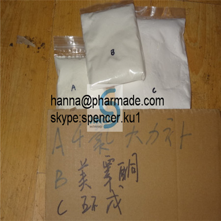 Boldenone Acetate steroid hormone  powder hot selling