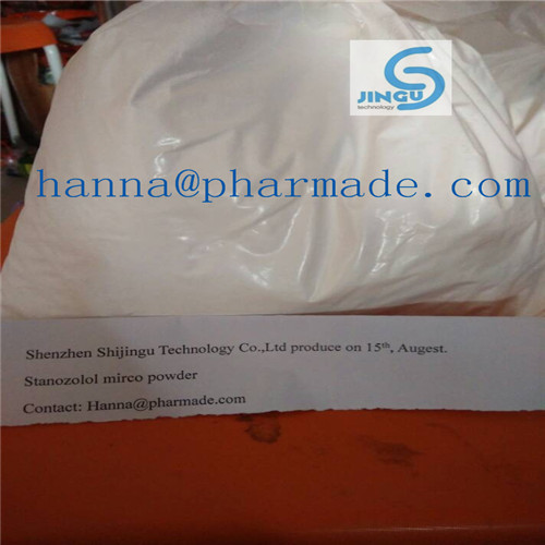 Methyl stenbolone steroid hormone powder