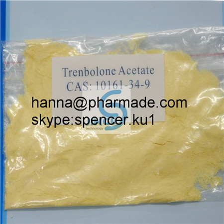 Trenbolone Acetate 100% quality guaranteed Hot Selling steroids for muscle gain