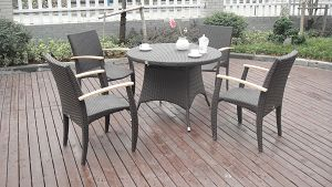 7pcs Rectangular Dining Set Esr-11533