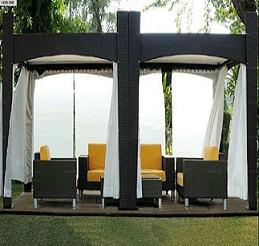 Gazebo With Cover Esr-22114