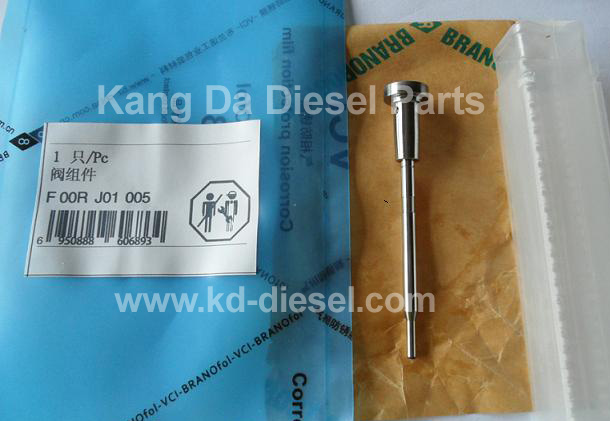 injector valve