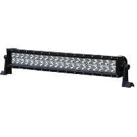 120W 20inch Curved Led Work Light Bar Offroad Truck Spot Beam