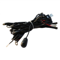 12V LED Work Light Bar Wiring Harness