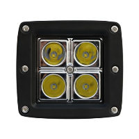 12W Square LED Working Light