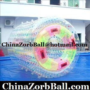 Inflatable Water Roller, Water Roller, Inflatable Rolling Ball