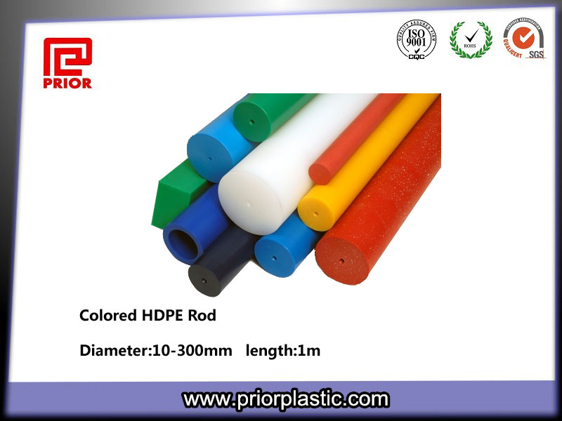 Extruded HDPE Rod