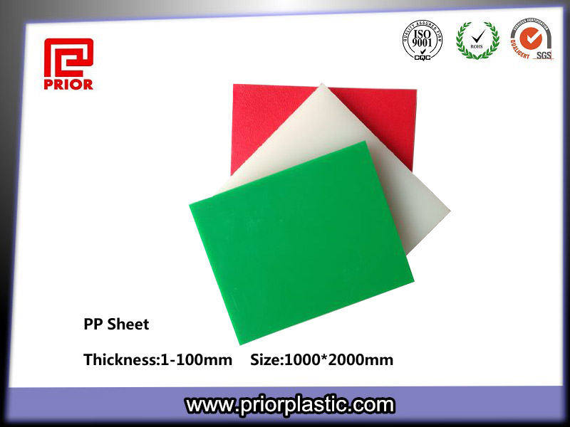 PP Rod and Sheet