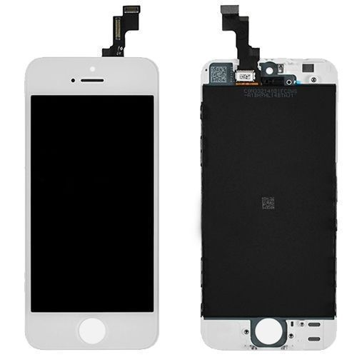 LCD Digitizer for iPhone 5S White