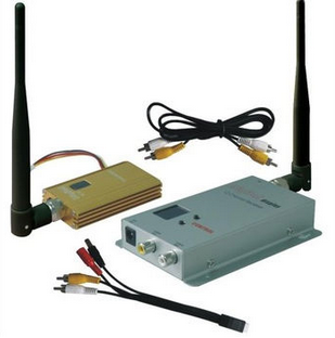 1.2ghz/1.3GHz Wireless Video Transmitter 8CH 1500mW