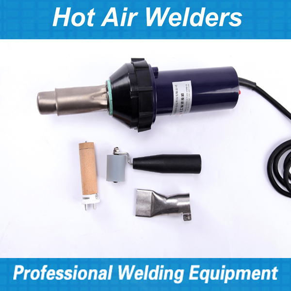 hot air welding hdpe