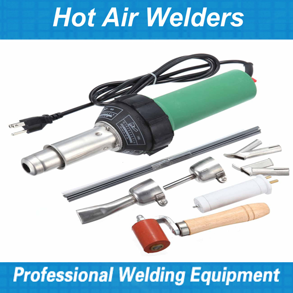 hot air plastic welding equipment