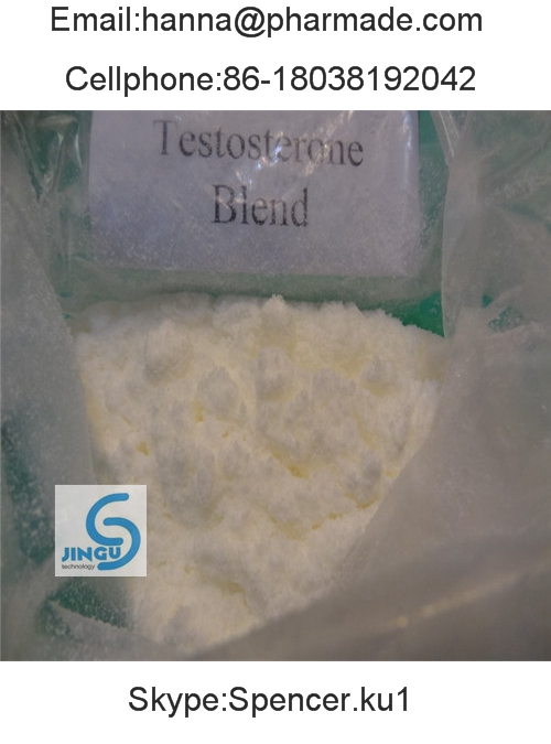Sustanon Testosterone Blend; Mixed Testosterone;