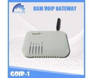 1 port goip gateway gsm for call termination