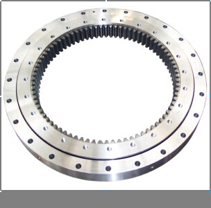 Inner teeth Three-row Rollers Slewing Bearing